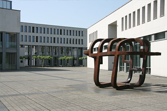 The Cage of Freedom. Source: Academy of European Law Image Gallery