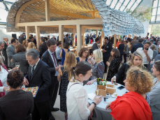 Foto: ERA's Summer Reception 2019 at the Mudam in Luxembourg.